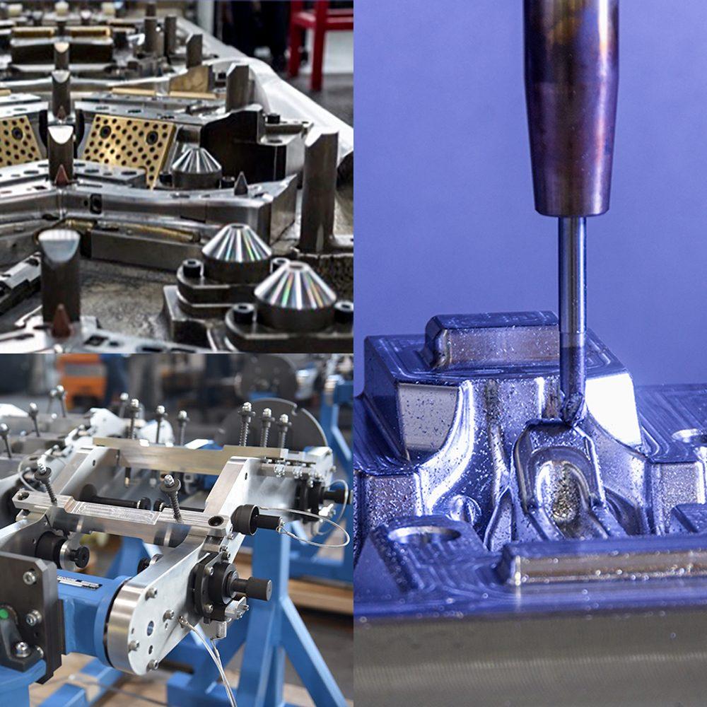 Штамповая оснастка / Оснастка для сборки и подготовки / Металлообработка изделий